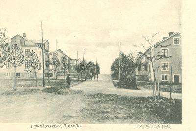 Jarnvagsgatan 8 hagalund laftahuset