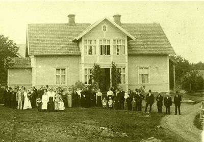 Kalas i borstabol pa 1920 talet