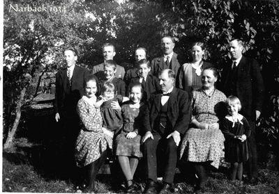 Kalas i narback 1935