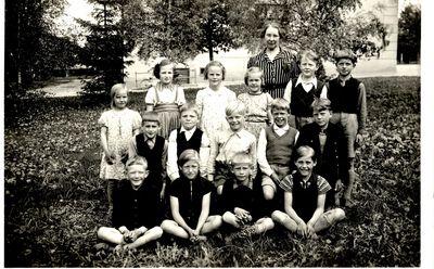 Klass 2 odeshogs skola 1941