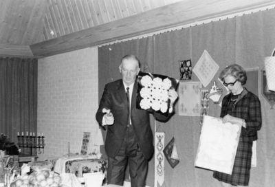 Auktion i forsamlingshemmet odeshog