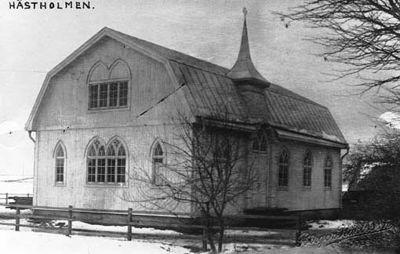 Metodistkyrkan i hastholmen hamngatan 3