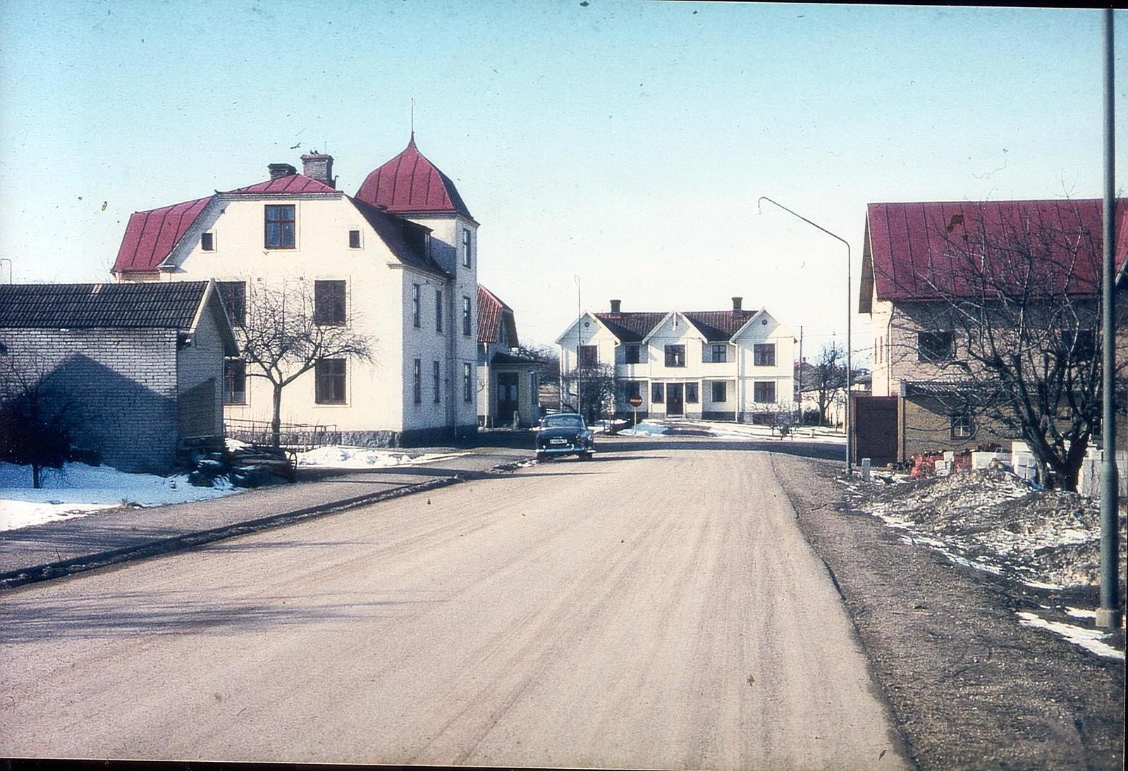 Nydalen hornet av kungsvagen och stratomatagatan