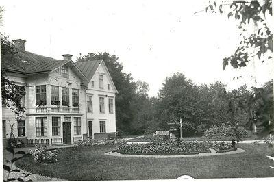 Orrnas gard 1918