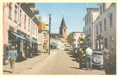 Riddaregatan