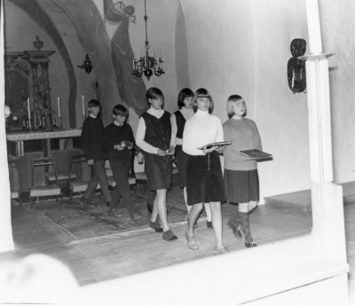 Samvaro i odeshogs kyrka