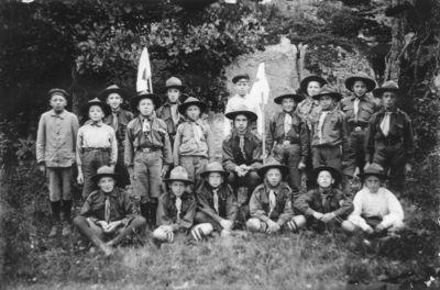 Scoutsamling