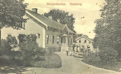Skogsskolan omberg