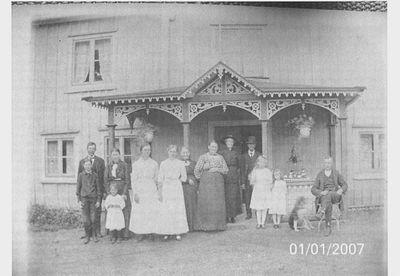 Svenssons aby storgard 1910