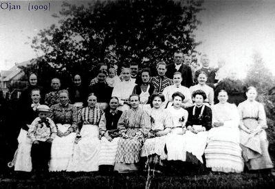 Symote i ojan 1909