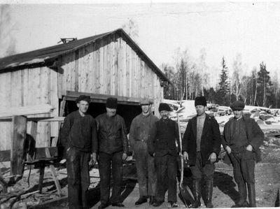 Sagarlaget ojan omkring 1940 bild 2 210