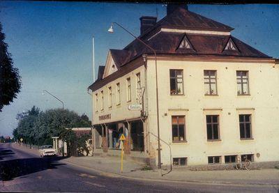 Thunborgska huset i hornet av storgatan nygatan