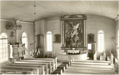 Trehorna kyrka