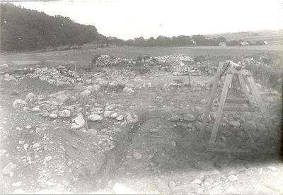 Utgravning sverkergarden