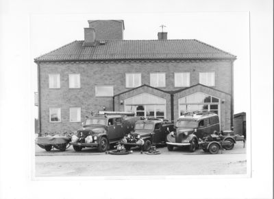 Odeshogs brandstation pa klubbgatan