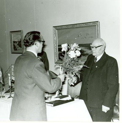 Odeshogs hantverksforenings arsmote 1960