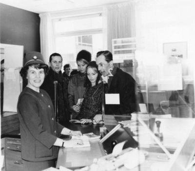 Odeshogs postkontor 381
