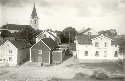 Odeshogs torg norra sidan