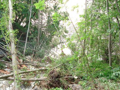 Oversvamning stava 2007