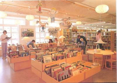 Biblioteket i odeshog