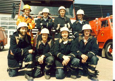 Odeshogs brandforsvar grupp 1