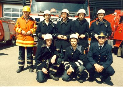Odeshogs brandforsvar grupp 2