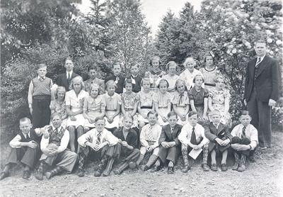 Odeshogs skola