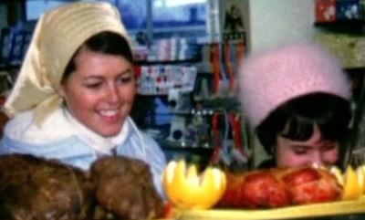 Bild fran filmen lofs nyoppning 1967