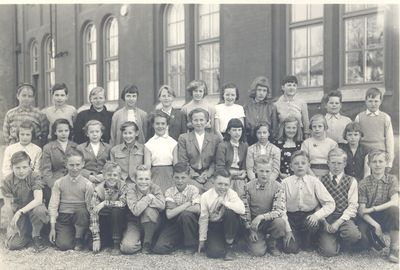 Klass 5 b samrealskolan i vadstena