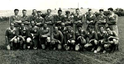 Hastholmens fotbollslag 1957 hif
