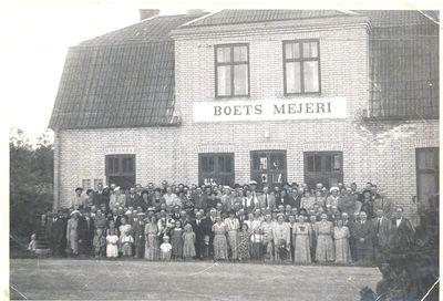 Boets mejeri 1949