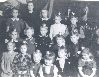 Julgransplundring 1943 1944
