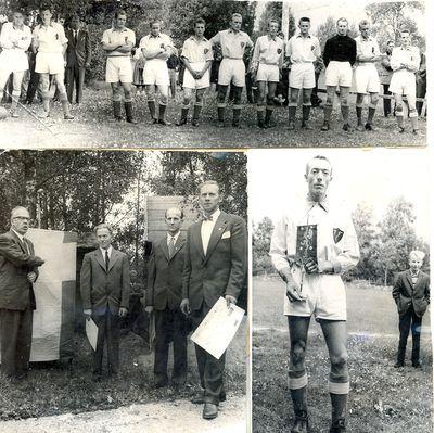 Trehorna ifs 25 arsjubileum 1958