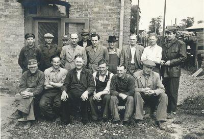 Backafabrikens arbetare