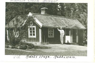 Adels stuga rabbistan