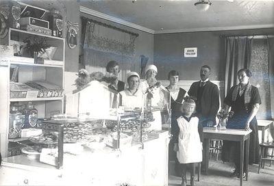 Carlstroms cafe och konditori odeshog