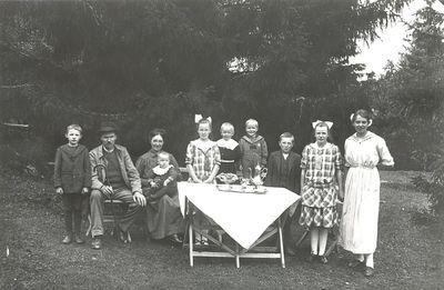 Familjen eda och josef bremer