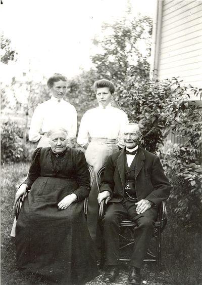 Familjeportratt