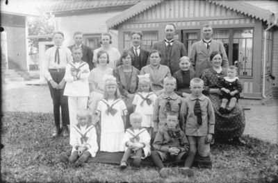 Fam bremer och samuelsson