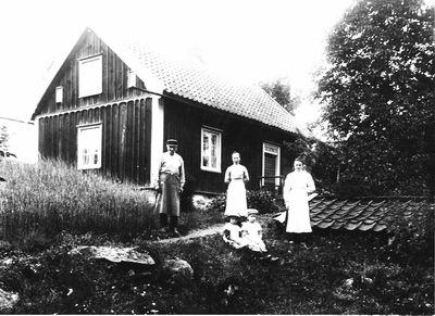 Frans johansson pa klintagarden stavreberg