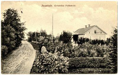 Gronhalls skola kvarntorp
