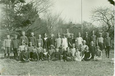 Heda skola 1928