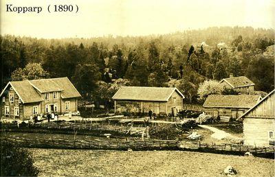 Artos gard 1890 kopparp
