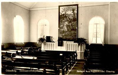Immanuelskyrkan odeshog