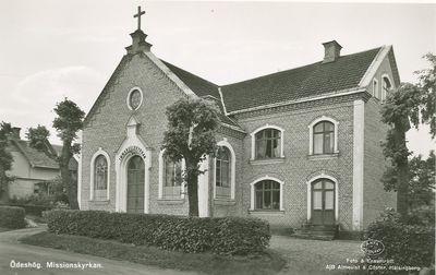 Immanuelskyrkan jarnvagsgatan 7