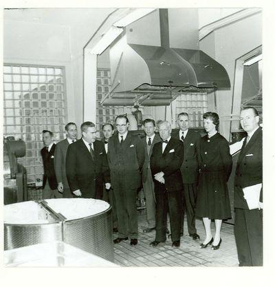 Invigning av ffv tvatten i odeshog 1959